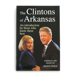 The Clintons of Arkansas by Ernest Dumas
