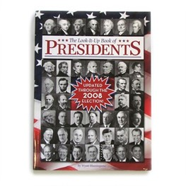 The Look-It-Up Book of Presidents Wyatt Blassingame