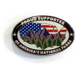 Magnet: Proud Supporter of America's National Parks