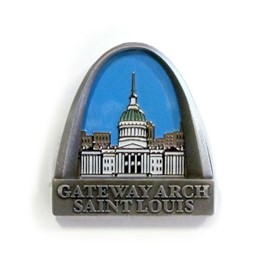 Magnet: Arch/Old Courthouse 3D