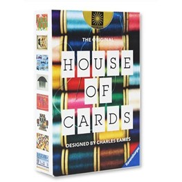 Eames House of Cards-Small Pack