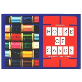 Eames House of Cards_ Medium