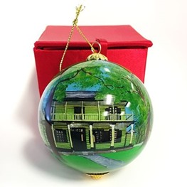 Hand Painted Ornament- Grant National Historic Site