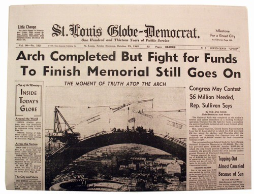 Arch Completed Newspaper