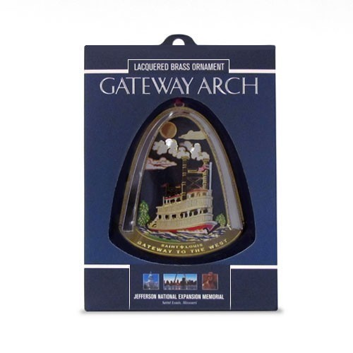 Riverboat Ornament