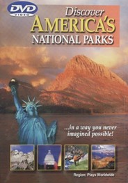 DVD: Discover America's National Parks