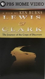 DVD: Lewis & Clark: The Journey of the Corps of Discovery a film by Ken Burns