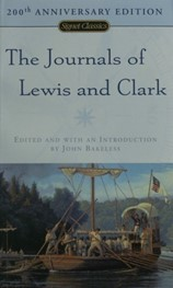 Journals of Lewis & Clark edited and with an Introduction by John Bakeless