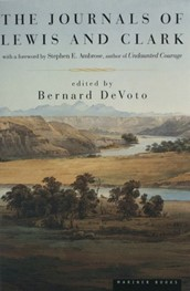 Journal of Lewis & Clark edited by Bernard De Voto