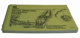 Illinois Waterway Navigation Charts