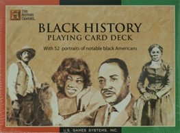 Black History Playing Cards