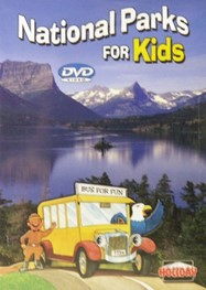 DVD: National Parks for Kids