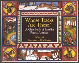 Whose Tracks Are These? by Jim Nail