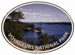 Decal: Voyageurs National Park