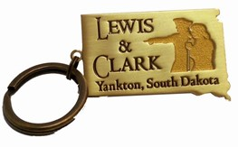 Keychain: Lewis and Clark Visitor Center