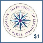 $1 Donation to Jefferson National Parks Association
