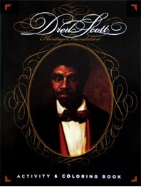 Dred Scott Activity and Coloring Book by Lynne M. Jackson