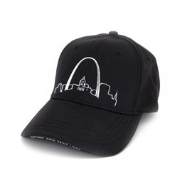 Hat: Arch Skyline- Black