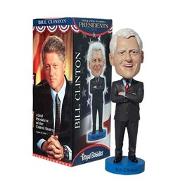 Bobble Head: Bill Clinton