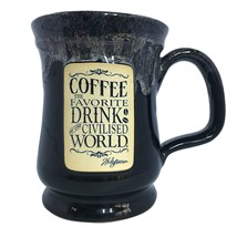 Jefferson Coffee Quote Mug