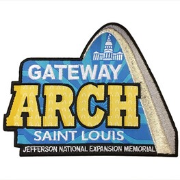 Gateway Arch Patch