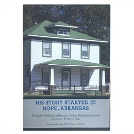 His Story Started in Hope Arkansas
