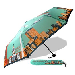 Gateway Arch Umbrella- Mint Collection